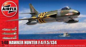 Airfix A09189 - 1/48 Hawker Hunter F4 - New