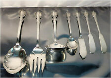 Vintage 1847 ROGERS BROS. IS RD.59 Silver Plated Cutlery - Reflection Pattern