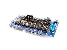 MODULO SENSOR SHIELD ARDUINO MEGA 2560 MODULO SD LCD RF BLUETOOTH SERVOS NUEVO