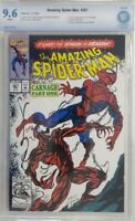 1st Print Amazing Spider-Man 361 CBCS 9.6 Marvel 1st Appearance CARNAGE Movie