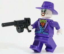Genuine Lego DC 76013 Joker Minifigura Fedora Sombrero-Superheroes Batman