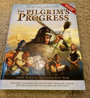 The Pilgrim's Progress All-In-One Curriculum Answers in Genesis plus CD-ROM
