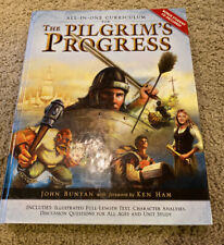 The Pilgrim's Progress All-In-One Curriculum Answers in Genesis plus CD-ROM