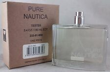 jlim410: Nautica Pure for Men, 100ml EDT TESTER cod/paypal