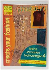 Motivvorlagen Legevorlagen 15 Stück Motivvorlagenbuch A4 Heike Schäfer Tierwelt