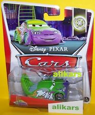 WINGO WITH FLAMES Giocattolo Mattel Disney Cars 1:55 Modellini Metallo Diecast
