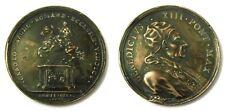 Medaglia Benedictus XIII Pont. Max. 1725 Carolo Magno Romanae Ecclesiae Vindici