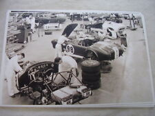 1960'S SHEBLY COBRA  ASSEMBLY DEPT  11 X 17  PHOTO   PICTURE