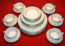 COALPORT -  PHANTOM - 30 Piece Dinnerware Set - MINT