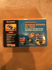 New listing Linksys Wireless Network 2.4 Ghz Pc Card Pcm Cia Model: Wpc11