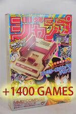 Family Computer Famicom Mini Console (SHONEN JUMP Anniversary)+ 1700 NES FC Game