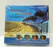 Dinner on the Diner by Randy Armstrong (CD, May-2000, 2 Discs, Ellipsis Arts)