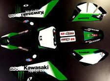 Honda crf 50 Graphics w/free decal sheet 04-16 Pitbike