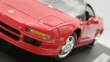 NEW 1/18 REVELL HONDA ACURA NSX 1990 91 RED RARE DISCONTINUED