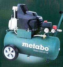 Metabo Kompressor Basic 250 - 24 W 110 l/min 8 bar 1,5 kW 24 L Selbstabholung