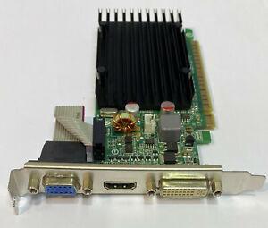 NIVIDIA GeForce 8400 GS 512MB GFX Card  P/N:512-P3-1301-KR HDMI DVI DSUB