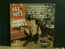 BOBBY RYDELL tous les hits LP Mono UK GREAT!
