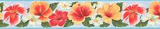 "FLOWERS-RED&YELLOW-BORDER-6 1/4""HIGH-15'SPOOL-$9.00PER SPOOL-FREE S&H"