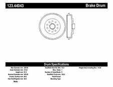 Brake Drum fits 2003-2006 Toyota Matrix  C-TEK BY CENTRIC