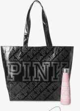 Victoria's Secret PINK shopping / tote bag and bottle set BNWT