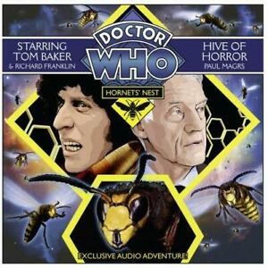 """""""Doctor Who"""": Hornets' Nest: Hive of Horror v. 5 (BBC Audio), , Good Condition B"""