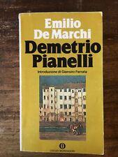 Demetrio Pianelli - EMILIO DE MARCHI