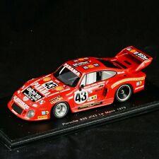 Porsche 935 Haldi Teran Loewe 24h Le Mans 1979 1/43 Spark S3432