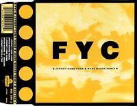 FYC Maxi CD Johnny Come Home (Mark Moore Remix) - England (EX+/EX+)