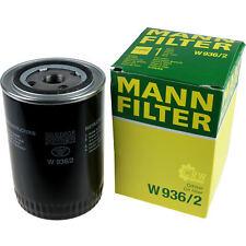 ORIGINALE Mann-Filter Filtro olio W 936/2 OIL FILTER