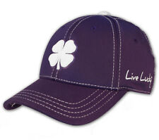 Black Clover Purple & White Hat Unisex Free Masters BM with Purchase $8.95 value