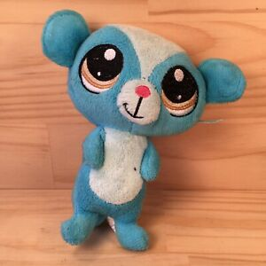 """LITTLEST PET SHOP """"Sunil Nevla"""" Awesome Kids Mongoose Character Soft Toy Friend"""