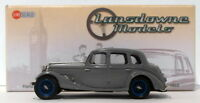 Lansdowne Models 1/43 Scale LDM91 - 1936 Riley Adelphi Saloon - Grey