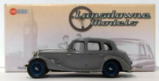 Lansdowne Models 1/43 Scale LDM91 - 1936 Riley Adelphi Saloon - Grey