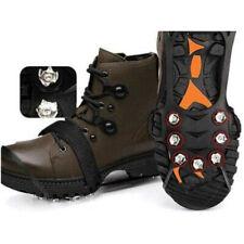 Anti-Rutsch Spikes Schuhe Schuhspikes Eiskrallen Schuhkrallen Gleitschutz