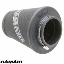 RAMAIR universel PERFORMANCE DOUBLE COUCHE MOUSSE FILTRE À AIR - 80mm col taille