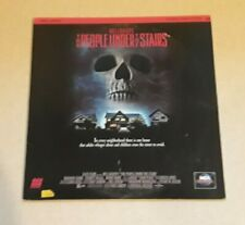 Wes Craven's The People Under The Stairs Laserdisc Horror Excellent Condition