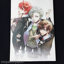 Starry Sky Art Book vol.1 / Japan Anime Otome Game Illustration