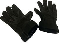 Motorrad Leder Handschuhe schwarz Western Cowboy Lederhandschuhe Reiten