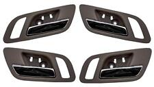 NEW SET OF 4 INSIDE DOOR HANDLE FOR 07-14 CADILLAC ESCALADE GM1352150 GM1353150