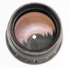 Wollensak Fastax Raptar 101mm f2.3 Nikon SLR mount  #D10535