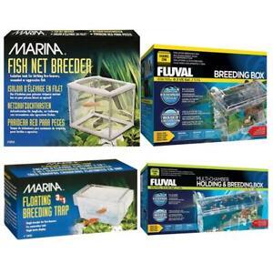 Hagen/Fluval/Marina Holding & Breeding Box for Freshwater/Marine Aquarium