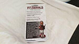 New Larry Fitzgerald Special Edition  Coyotes Uniform Az Cardinals Bobblehead