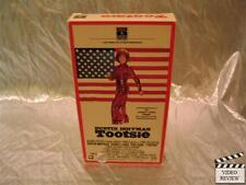 Tootsie (VHS) Dustin Hoffman Jessica Lange Terri Garr RCA Columbia Pictures