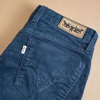 Levi 627 Jeans Straight Zip Fly Blue Vintage Women's (PatchW28L34) W 27 L 32