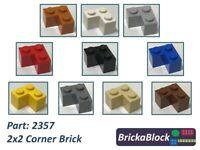 2357 LEGO® 5x Winkelstein Ecke Corner 2x2 weiß 235701