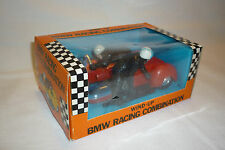 BMW - Bike Side-Car Racing - Wind-Up - Combination - OVP 1.mb-36)