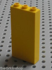 LEGO TRAIN Yellow Brick 1 x 3 x 5 ref 3755 / Set 4554 Metro Station & set 232