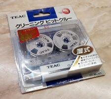 TEAC CLEANING CASSETTE Rare!