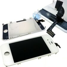 LCD Screen For Apple iPhone 4 4G White Replacement Touch Digitizer Assembly UK