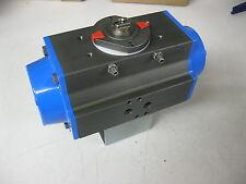 """Bonomi 8P0026-C1-2 Pneumatic Actuator 5/8"""" Drive Valbia DA 75 w/ 110v solenoid"""